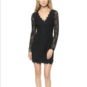 DVF Dakota Lace Dress